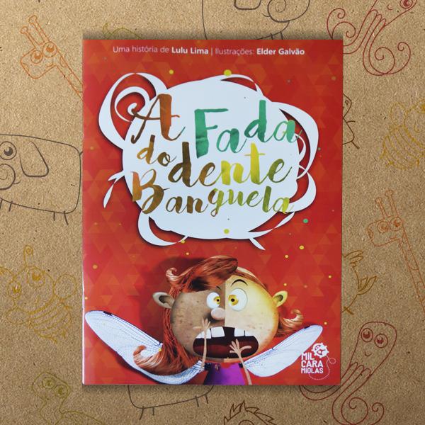 livro infantil da leiturinha a fada do dente