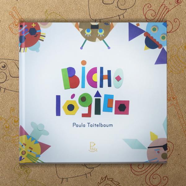 livro infantil da leiturinha bichologico