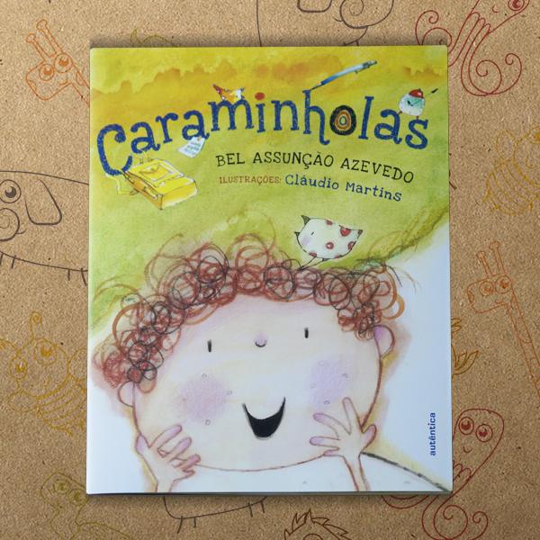 livro infantil da leiturinha caraminholas