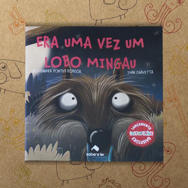 livro infantil da leiturinha logo mingau