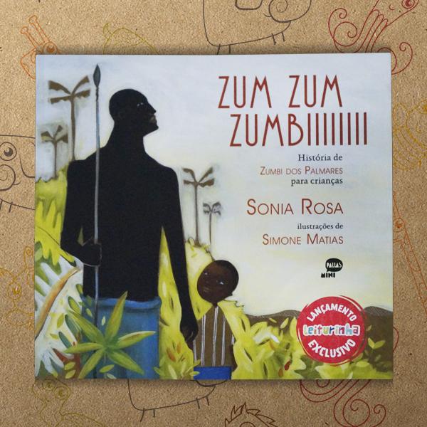 livro infantil da leiturinha zumbi