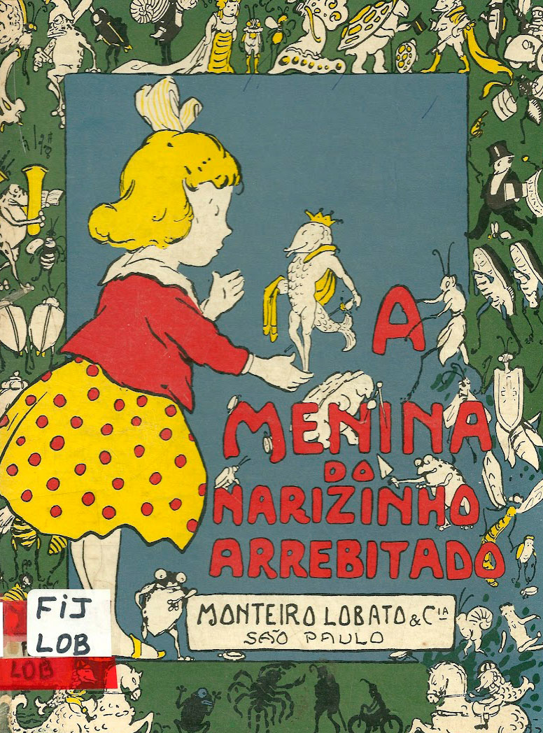 Monteiro-Lobato-Leiturinha