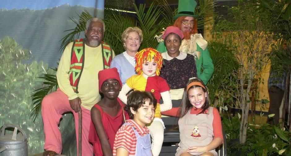 2001 Imagem: Acervo Globo.