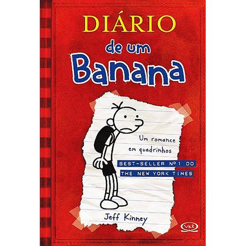 O Diário de um Banana. 2007. Imagem: Reprodução.