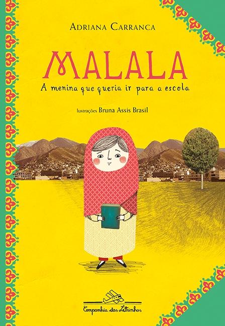 Malala: A menina que queria ir para a escola. 2015. Imagem: Reprodução