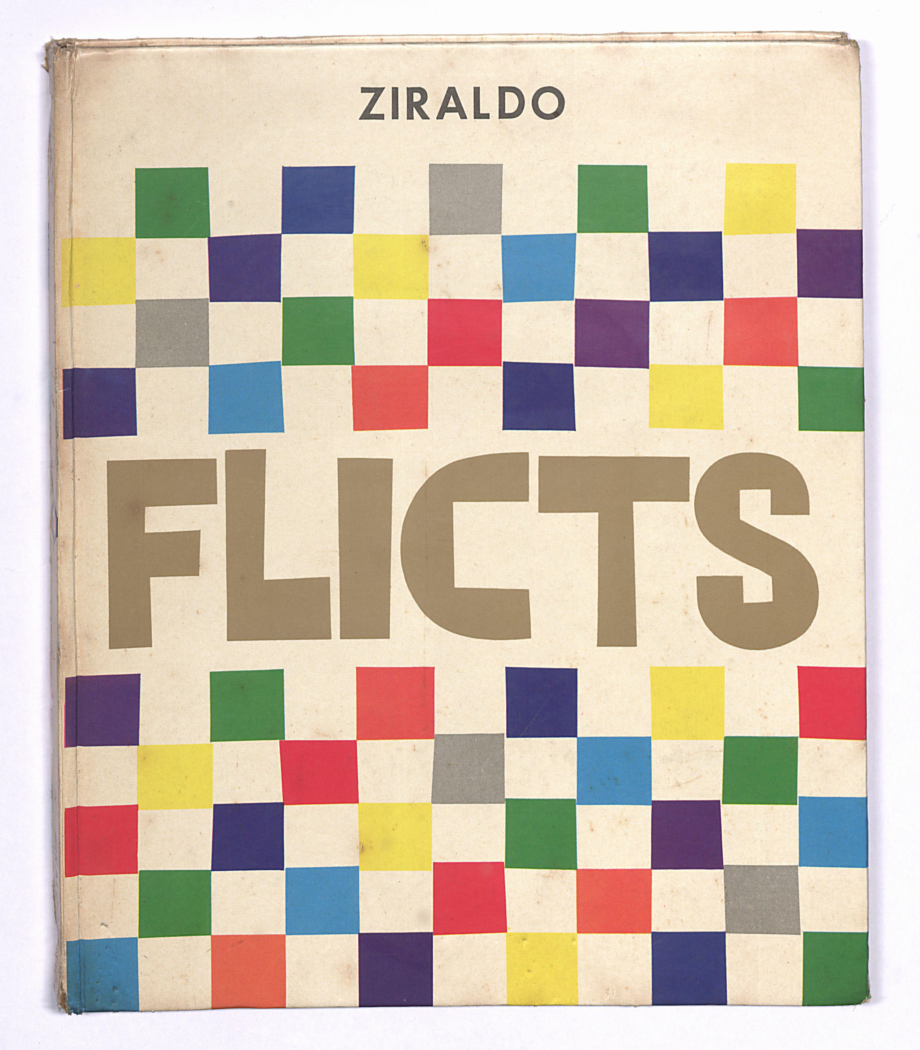 Flicts. 1969. Imagem: Reprodução.