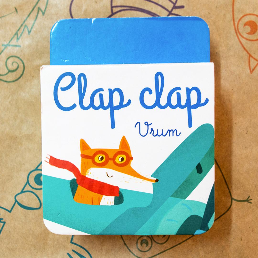 Capa-clap-clap