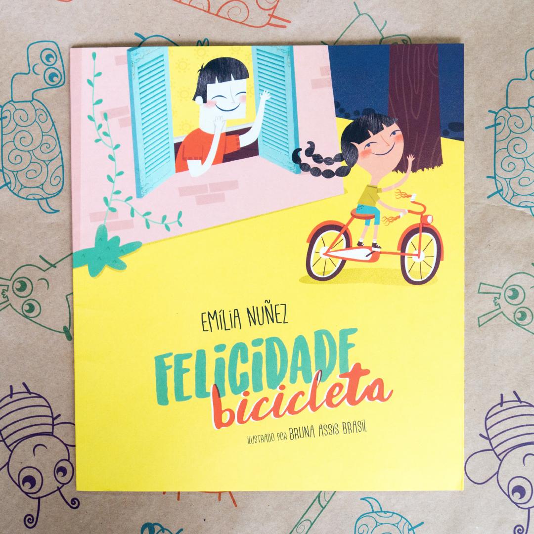 Felicidade-bicicleta