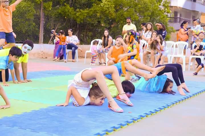 circo para crianças