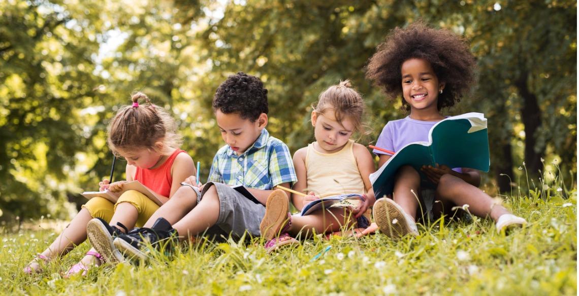 livros feitos por crianças