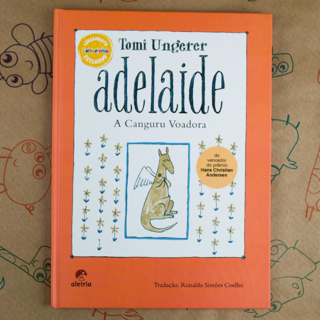 Adelaide a canguru voadora