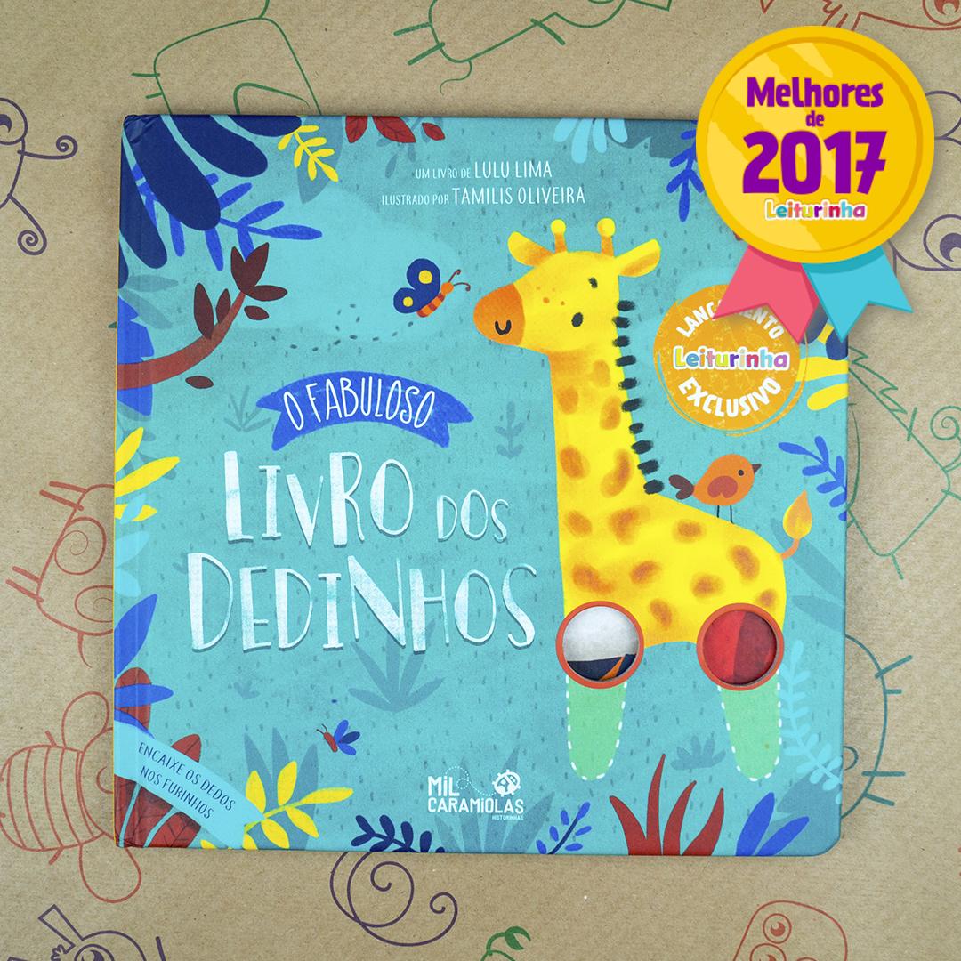 O fabuloso livro dos dedinhos